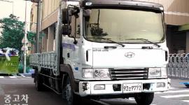 * 현대트럭 메가트럭 5...