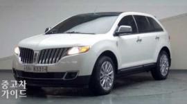 * 링컨 뉴 MKX 3.7 AWD...