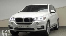 BMW 뉴 X5 중고차 매매...
