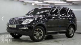 * 렉스턴W 4WD RX7 프...