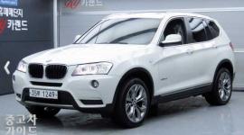* BMW 뉴 X3 20i xDriv...