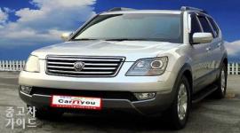 * 모하비 2WD QV300 최...