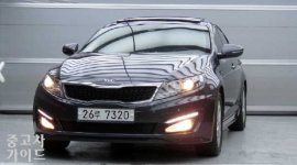 K5 중고차 매매 2012년...