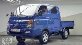 포터2 더블캡 4WD 1톤 ...