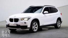 * BMW X1 1.8d xDRIVE ...