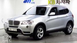 * BMW X3 30d 하이 xDr...