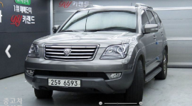 모하비 4WD 중고 매매 ...
