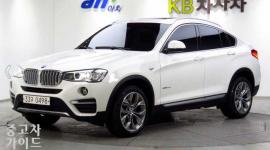 * BMW X4 2.0d xDrive ...