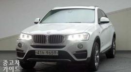 * BMW X4 20d xDrive ...