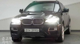 BMW X6: 중고차 매매 2...