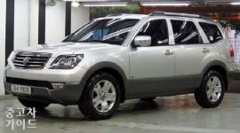 * 모하비 2WD JV300 에...