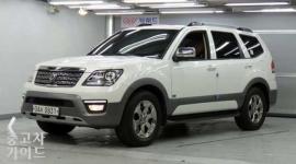 * 더 뉴 모하비 4WD 7...