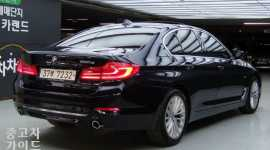 BMW 2017년 520d 5시리...